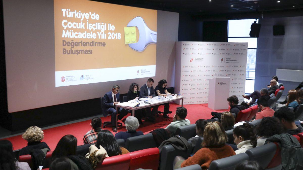 Türkiye'de Çocuk İşçiliğiyle Mücadele Yılı Değerlendirme Buluşmasından yapılan sunum özetleri yayınlandı.